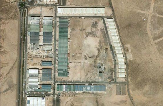 Parcelas Polígono Industrial El Matorral